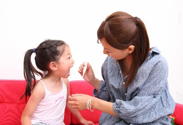 親子で検診が重要